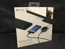 Microsoft HD-500 Display Dock for Windows 950/950XL with Continuum - BRAND NEW