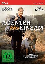 Agenten leben einsam * DVD Krimi Komödie Roger Moore Talia Shire Pidax Neu Ovp