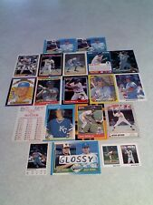 *****Kevin Seitzer*****  Lot of 125+ cards.....75 DIFFERENT + Bonus