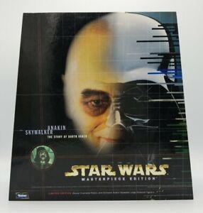 Star Wars Masterpiece Edition Anakin Skywalker The Story of Darth Vader Kenner