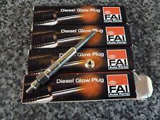 Fai Diesel Glow Plug x 4 GGP 47 Citroen Fiat Lada Nissan Peugeot Rover