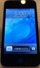 Apple iPod Touch A1367 4th Generation 8GB -Black MC540LL/A