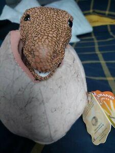 Folkmanis Dinosaur Egg Puppet  Brand New Tags On