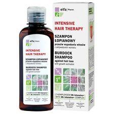GREEN FARMACIA intensivo Capelli Therapy Shampoo Bardana contro perdita dei capelli