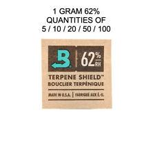 More details for boveda 1 gram 62% rh 2-way humidity control for herbs cigars musical instruments