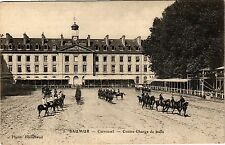 CPA  Saumur - Carrousel - Contre-Change de main    (207687)