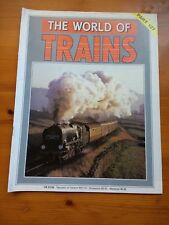 THE WORLD OF TRAINS PART 127  1994 unread condition