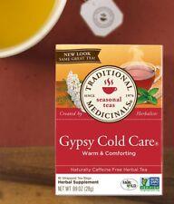 Traditional Medicinals Gypsy Cold Care organic tea