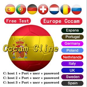 OSCAM cline Germany Cccam cline for 1 year Europe CCCAM Spain Portugal Poland