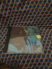 Vintage Music CD Compact Disc 1985 Sade Promise