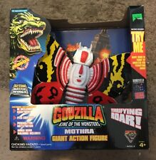 Trendmasters Godzilla King of The Monsters Mothra Giant Action Figure NEW