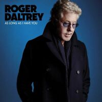 Roger Daltrey As Long As I Have You 180G Vinyl LP Record Feat Pete Townsend