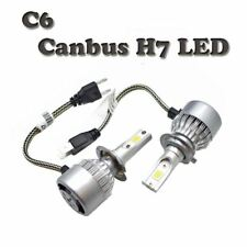 C6 CANBUS H7 LED HEADLIGHT KIT BMW AUDI FIESTA A4 A3 Mercedes HID