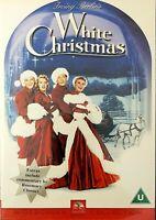 White Christmas (DVD, 2001) Like New