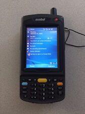 SYMBOL MC70 MC7090-PU0DCRFA8WR Motorola 1D PDA Barcode Scanner WiFi +WARRANTY