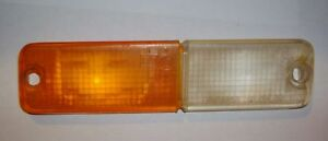 FIAT 132/ PLASTICA FANALINO ANTERIORE DX/ RIGHT FRONT LIGHT LENS