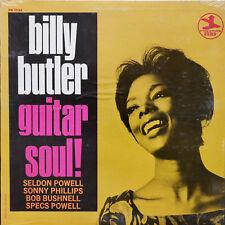 BILLY BUTLER Guitar Soul! LP PRESTIGE PR 7734 US 1969 JAZZ Sonny Phillips SEALED