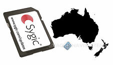Sygic 2015 3D V13.1 WINCE 5.0, 6.0 Original-Australia / N.Zelanda (8GB Micro SD)