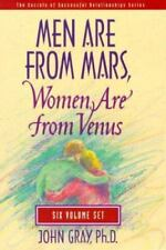 The Secrets of Successful Relationships: Men Are from Mars, Women Are from Venus