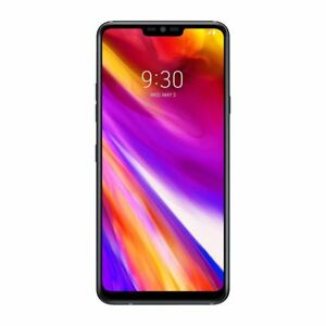 LG G7 ThinQ 64GB Smartphone (T-mobole AT&T  Unlocked) - Gray A