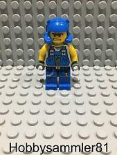 Power Miner #PM006 8907 8956 8709 LEGO® Figur Minifig Beard