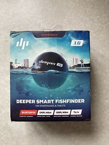 Deeper fish finder 3.0 wireless Bluetooth