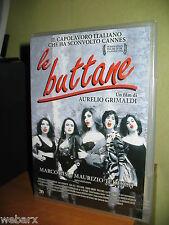 LE BUTTANE DVD NUOVO SIGILLATO IDA DI BENEDETTO AURELIO GRIMALDI