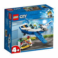60206 LEGO CITY Sky Police Jet Patrol 54 Pieces Age 4+ New Release for 2019!