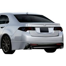 For Acura TSX 09-14 Rear Bumper Lip Under Spoiler Air Dam Type M Style