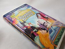 Sleeping Beauty Walt Disney Collection 9511 VHS Tape RARE