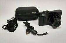 Panasonic Lumix DMC TZ71 12.10MP 30X Optical Zoom Wiifi Black Digital Camera