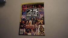 Hit Parader 1994 April 25 years of metal magazine