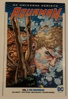 Dc Comics Aquaman Rebirth Vol 1 The Drowning TPB