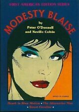 Modesty Blaise: Death in Slow Motion, the Alternative Man, Sweet Caroline (The
