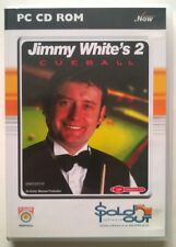 New listing JIMMY WHITE'S CUEBALL 2 - PC