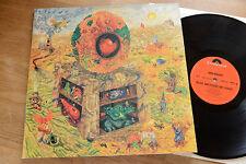 ARIK BRAUER Alles was Flügel hat fliegt LP Polydor 2437221 Liederbuch Cover nm