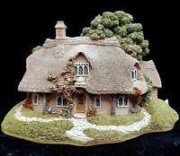 Lilliput Lane Rustic Root House Cottage Vintage Ornament