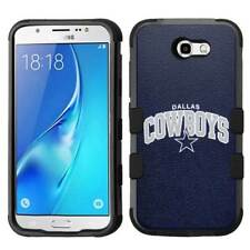 for Samsung Galaxy J7 Prime / Sky Pro Hybrid Impact Case Dallas Cowboys #M
