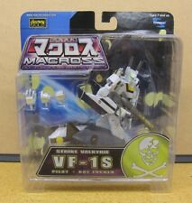Macross Robotech VF-1S Strike Valkyrie Poseable Figure Roy Focker - New