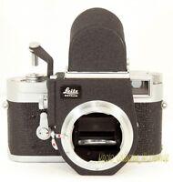 Visoflex III + OTXBO Finder - LEITZ Accessory Turning Leica Rangefinder into SLR