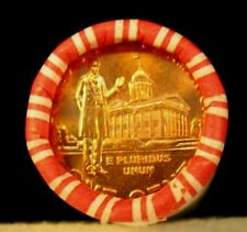 2009 - D BU  Roll  Of  Lincoln Bicentennial Cent Professional Life Illinois OBW