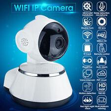 720P HD WIFI IP Kamera WLAN Wireless Netzwerk WIFI Nachtsicht CCTV Camera Webcam