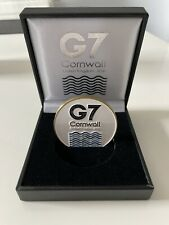 More details for devon and cornwall  g7 police  challenge coin rare only 1000 made.✅ uk seller