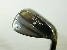 New Titleist Vokey SM7 Brushed Steel 48* Pitching Wedge PW 48.10F SM 7