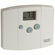 Supco 43054 Digital Wall Thermostat with INDIGLO Night-Light