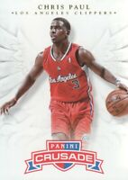2012-13 Panini Crusade Basketball #2 Chris Paul Los Angeles Clippers