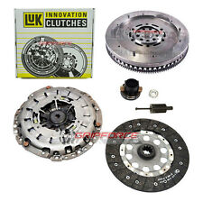GF PREMIUM CLUTCH KIT+LUK DMF FLYWHEEL 97-03 BMW 540i E39 BASE 4.4L 6 SPEED