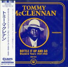 Tommy Mcclennan-Bottle It Up And Go : Bluebird Años 1939-40-JAPAN Mini LP CD C94