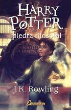 Harry Potter Spanish: Harry Potter y la Piedra Filosofal 1 by J. K. Rowling...