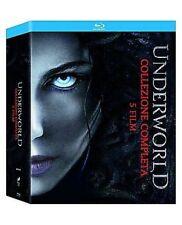 Blu Ray Underworld Collezione Completa - (5 Dischi) .....NUOVO